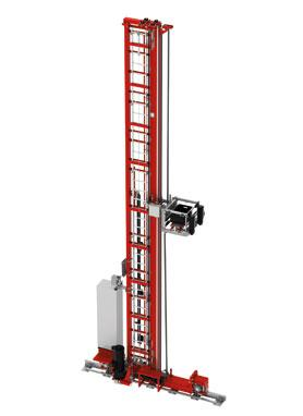 Miniload stacker crane - AS/RS for Miniload - Stacker Cranes - AS/RS
