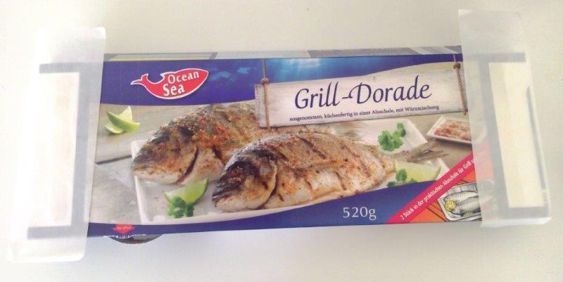 Imballaggio di prodotti alimentari e pesce