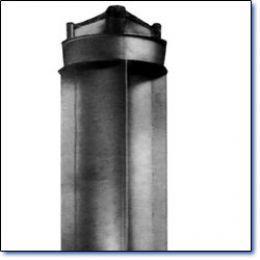Thermal process engineering Thin Film Evaporation - Thin Film Evaporator with Rigid Blade Rotor Type DVS