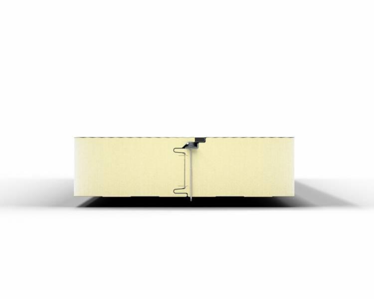 GORLICKA U GS-PIR - wall sandwich panel with PIR core (hidden cam-lock)