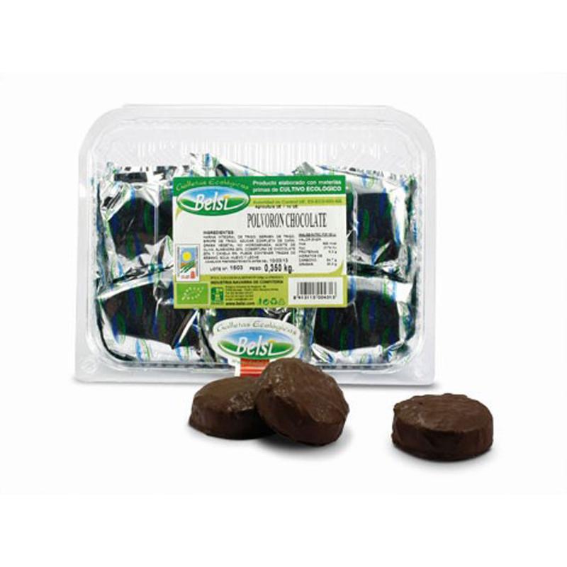 Polvorones With Chocolate - POLVORONES