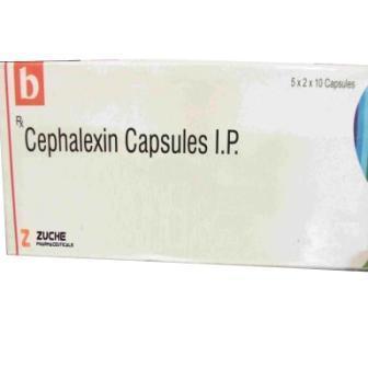 Cephalexin Capsules - Cephalexin Capsules