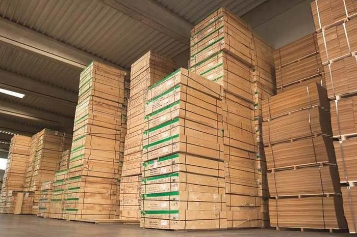 8 mm Sperrholzplatten – Pappel, B/BB, IF20, E1... - null