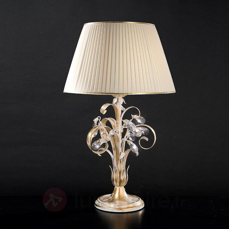 Jolie lampe à poser TERNI - Lampes à poser style florentin