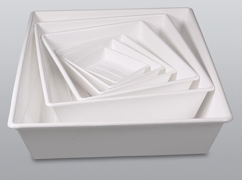 Cubetas de laboratorio/para recogida de líquidos - cubetas de laboratorio con una gran variedad de aplicaciones