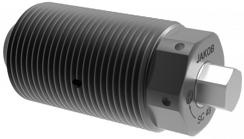 Power clamping screw SC
