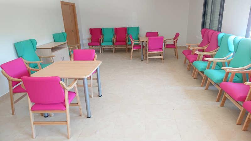 Mesa Comedor - Para Centros Socio Sanitarios y Residencias de Mayores