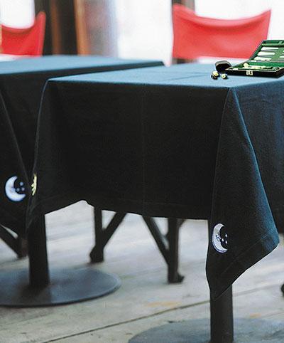 Textiles de Table - Nappe de Jeux
