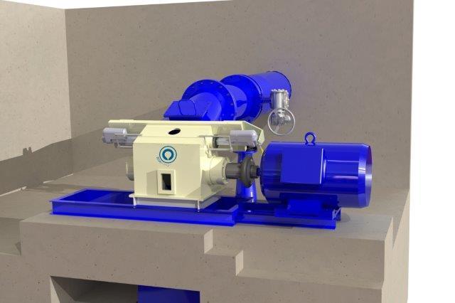 Siapro Crossflow Turbines