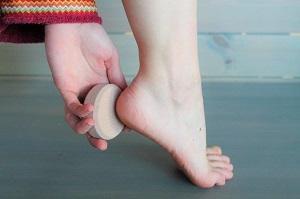 Orsa Sandsten - Natural Foot File