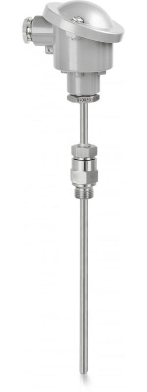 OPTITEMP TCA-TS32 - Sonde de température à résistance / à thermocouple / filetée