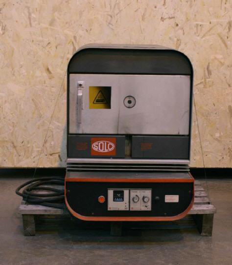 Four d'atelier SOLO 111-23/13/40 - 1150°C