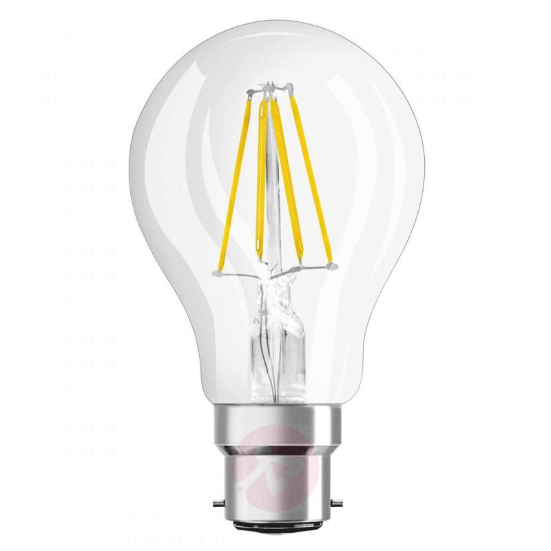 B22 4 W 827 filament LED lamp - light-bulbs