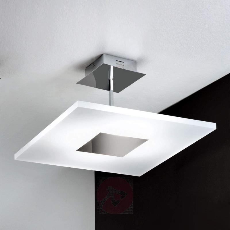 Katleen LED Ceiling Light with Acrylic Glass - Ceiling Lights
