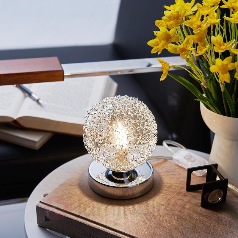 Petite lampe à poser Ticino, LED G9 - Lampes à poser LED