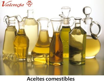 Aceites comestibles - Todo tipo de Aceites