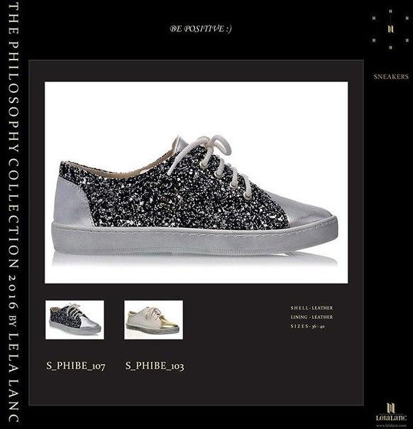 Sneakers for women  - genuine leather