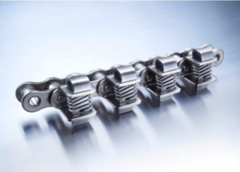 Grip chains - grip chains, ISo 606, chain with clamping elements