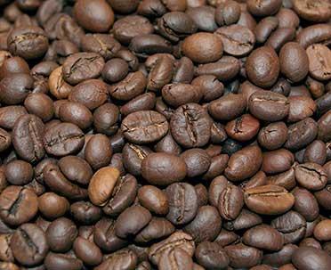 Concrète de Café -