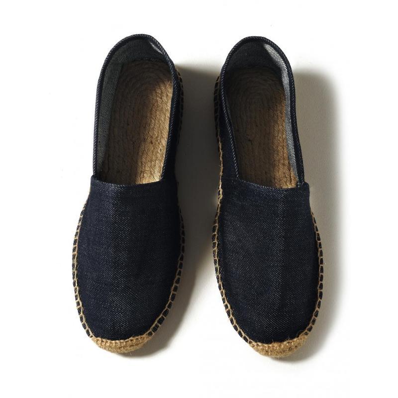 Espadrille Femme Denim - Chaussures de sécurité