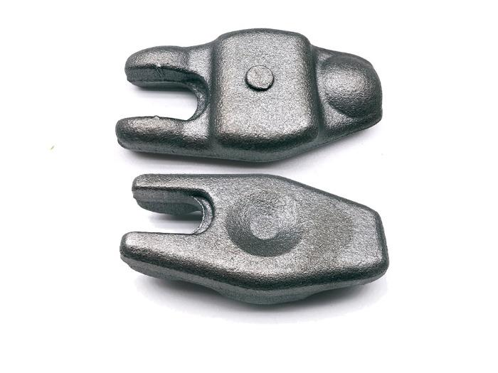 parti forgiate a caldo - Parti forgiate a caldo personalizzate della fabbrica di parti in acciaio Cina