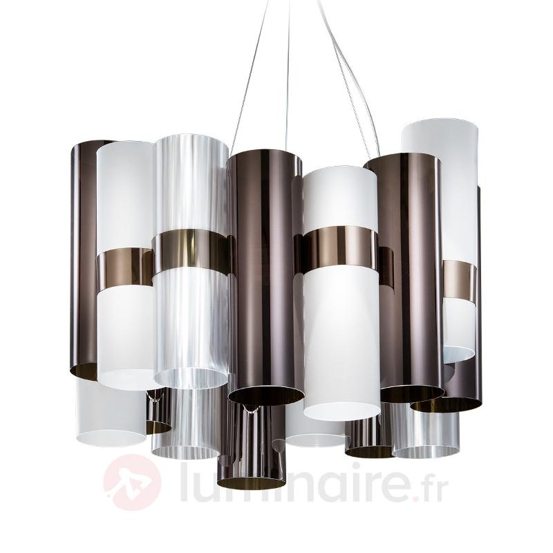 Suspension de designer LED stylée La Lollo - Suspensions design