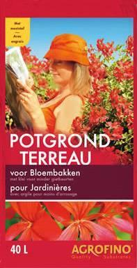Terreau Geranium - N article: VPGER20AGRO