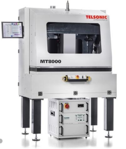Varilna stiskalnica za kovino MT8000 PowerWheel® - Torzijski postopek varjenja odpira nove možnosti