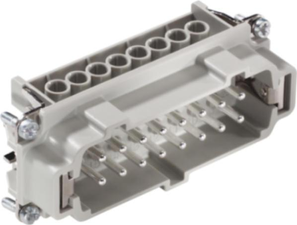 EPIC® H-BE 16 kits - Rectangular connectors kit: Optimally coordinated components