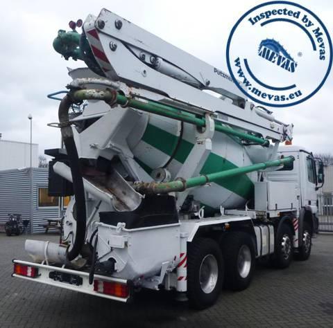 Peritajes y Inspecciones para camiones - Inspecciones de camiones, tractores, hormigoneras, remolques (usada)