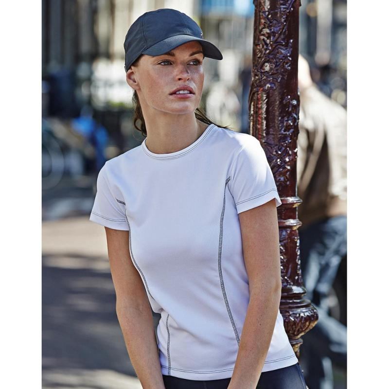 Tee-shirt femme Performance - Hauts manches courtes