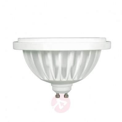 GU10 11W reflector short neck satin warm white - light-bulbs