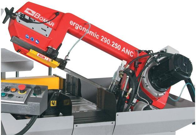 Scie à ruban automatique  - ERGONOMIC 250 ANC