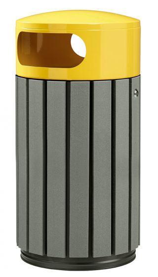 Corbeille Zéno Etik 40 Ou 60 Litres - Corbeilles