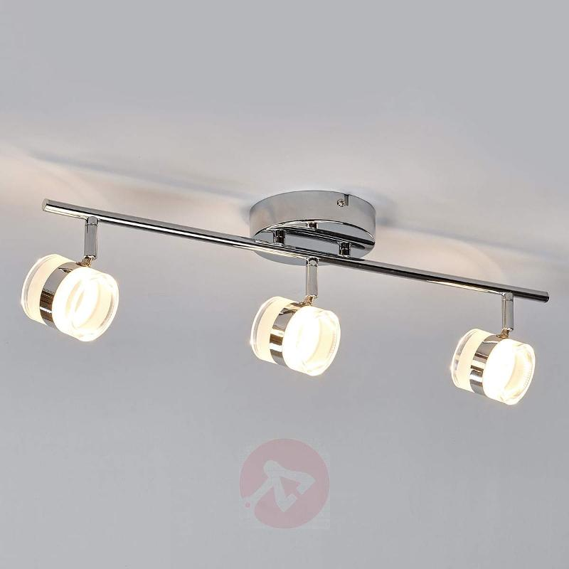 Levent - LED ceiling lamp, 3-light - Ceiling Lights
