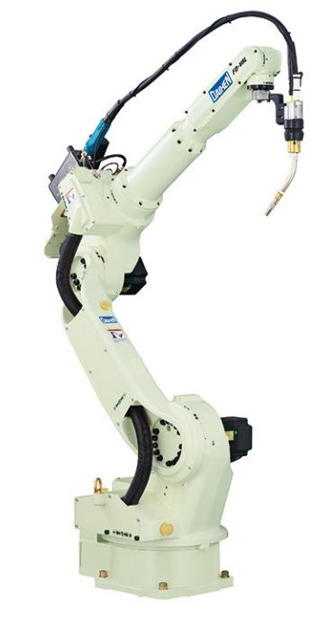 6 Axis-Robot FD-V8L - Fast, slim and user-friendly arc welding / handling robot