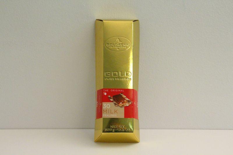 Goldkenn 30 Gold Milk Pralines -