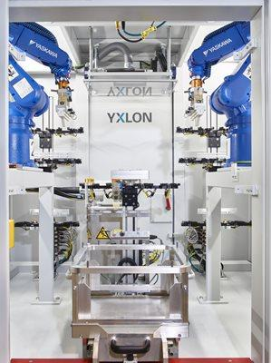 X-ray and CT Inspection Systems - YXLON MU56/59