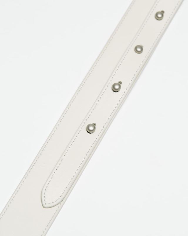 Shoulder Strap Criss-cross Off-white - ACCESSORIES