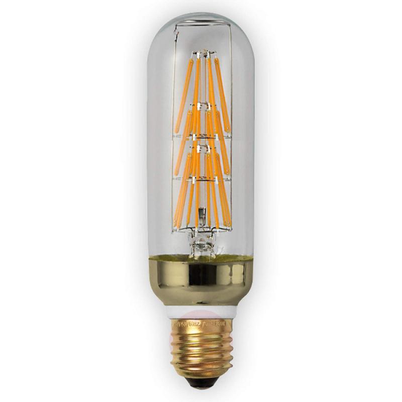 E27 15 W 928 LED tube, clear - light-bulbs