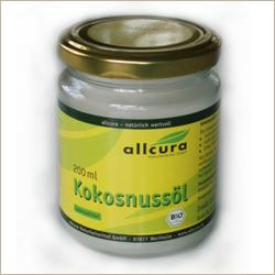 Kokosnussöl Bio - Naturkosmetik
