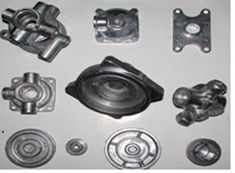 Casting - Production of castings by the LAP method from aluminum, zinc and other low-melti