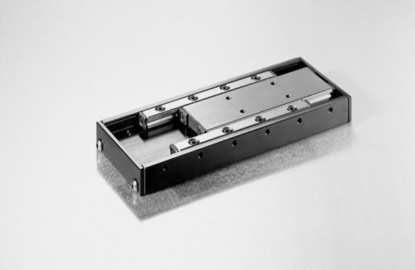 Miniature roller slides - Mechanical components / Manual guides