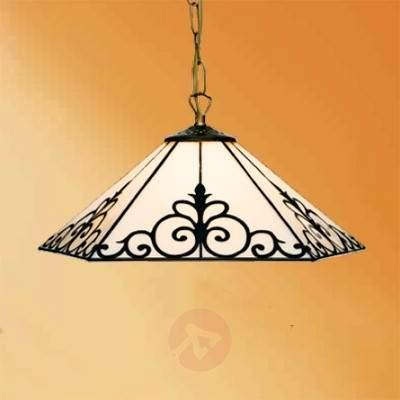 Elegant hanging light Janett, 36 cm - Pendant Lighting