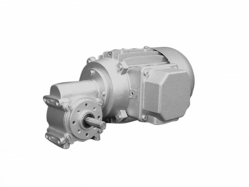 SN18H - Single-stage gear drive with hollow shaft