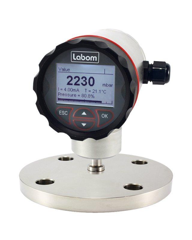 Pressure transmitter PASCAL Ci4 - diaphragm seal operation - Pressure transmitter PASCAL Ci4 - diaphragm seal operation