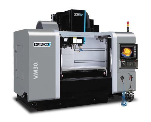 3-Achs-BAZ Hochleistung VM 30i - 3-Achs-Bearbeitungszentrum für eine hohe Zerspanleistung