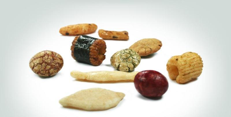 Snacks - Nori Mix: An Asian
