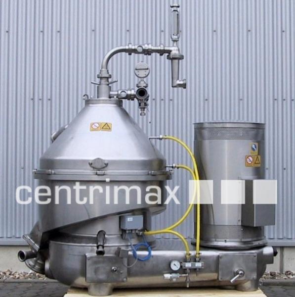 GEA Westfalia Chamber separator - KDA 18-02-177