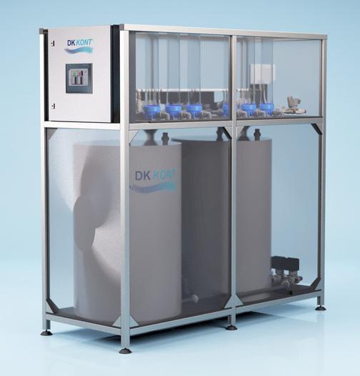 Chlordioxid Erzeugungsanlagen -